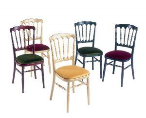 cbb78797cfa3 Customised bespoke designs in wedding banquet chairs